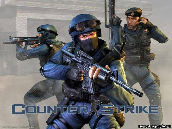 Counter-Strike 1.6 PRO Optimize (2012/RUS/Repack)