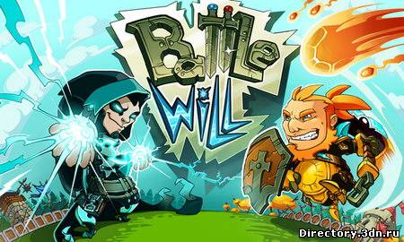 Battle Will v1.1 (Android)