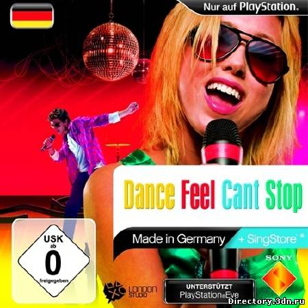 Dance Feel Cant Stop (2013)