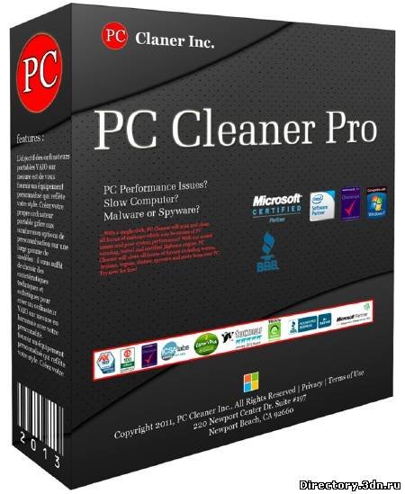PC Cleaner Pro 2013 v12.0.13.11.15 Final