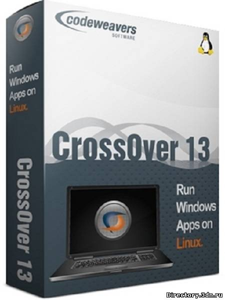 CrossOver Linux 13.1.0 (2014/RUS)