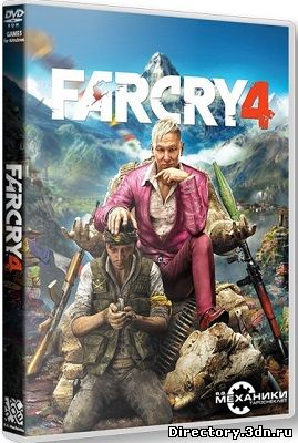 Far Cry 4 + DLC (v 1.7 / 2014 / Rus / PC) RePack от R.G. Steamgames / Torrent