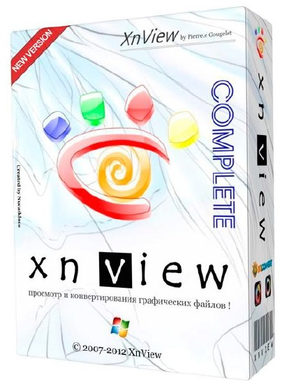 XnView 2.30 Complete (+ Portable) ML|RUS