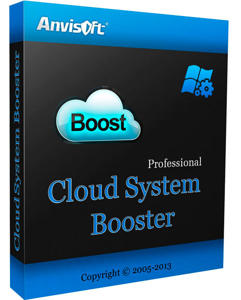Anvisoft Cloud System Booster Pro 3.6.45 Final